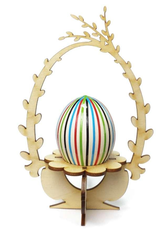 Decoupage DWP005 podstawka do jajka