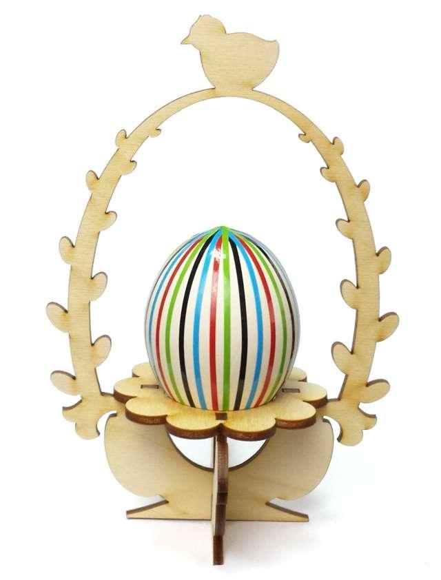 Decoupage DWP006 podstawka do jajka
