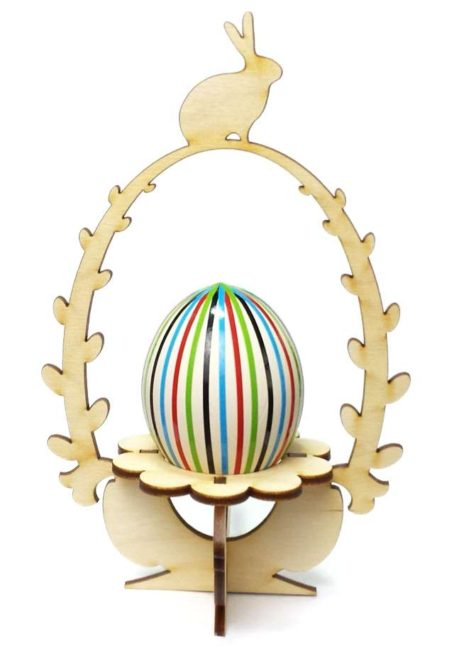 Decoupage DWP007 podstawka do jajka