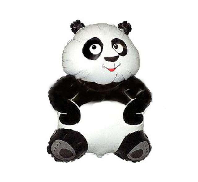 "Balon foliowy 14"" Miś Panda"