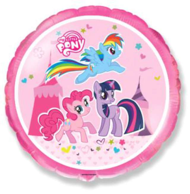 "Balon foliowy 18"" Little Pony"