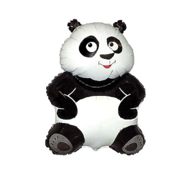"Balon foliowy 36"" Miś Panda"