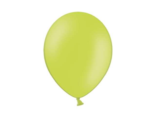 """Balony 10"""" Pastel BELBAL Apple Green 100 szt"""