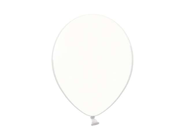"""Balony 12"""" Crystal BELBAL Clear 100 szt"""