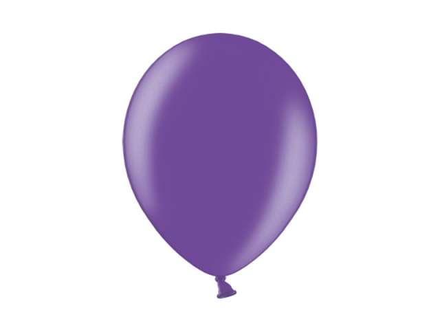 "Balony 12"" Metalik BELBAL Purple 100 szt"