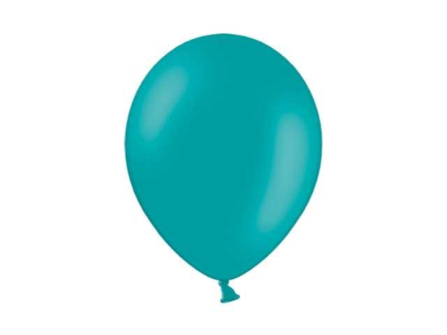 """Balony 12"""" Pastel BELBAL Turquoise 100 szt"""