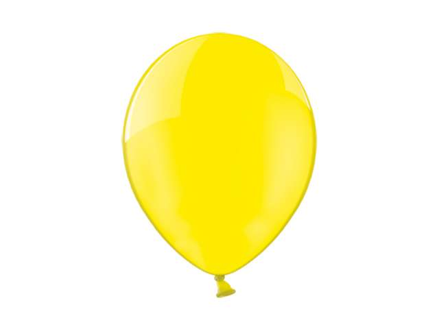 "Balony 14"" Crystal Yellow 100 szt."