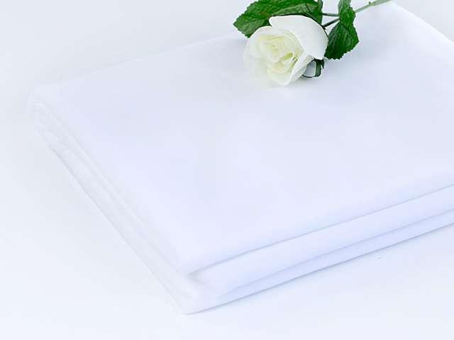 Tiul drobny, biały, 1,60 x 10 m, 1 szt.