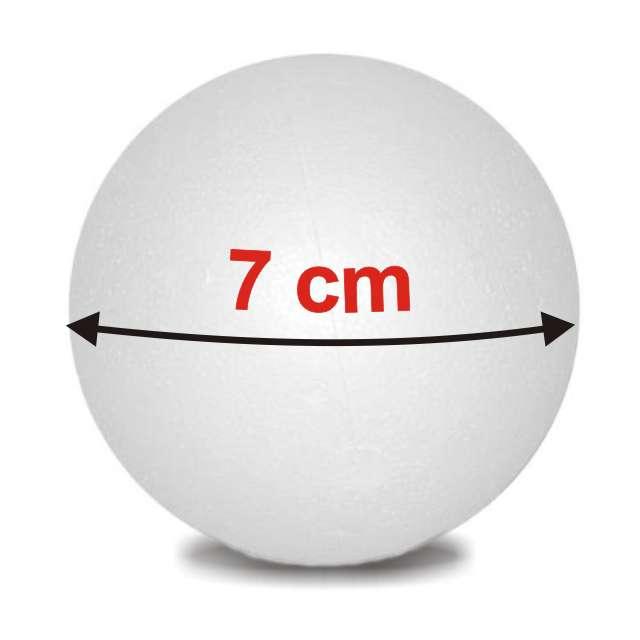 "Styropian ""Kula  70 mm (m)"", UNISAN, 10 szt"