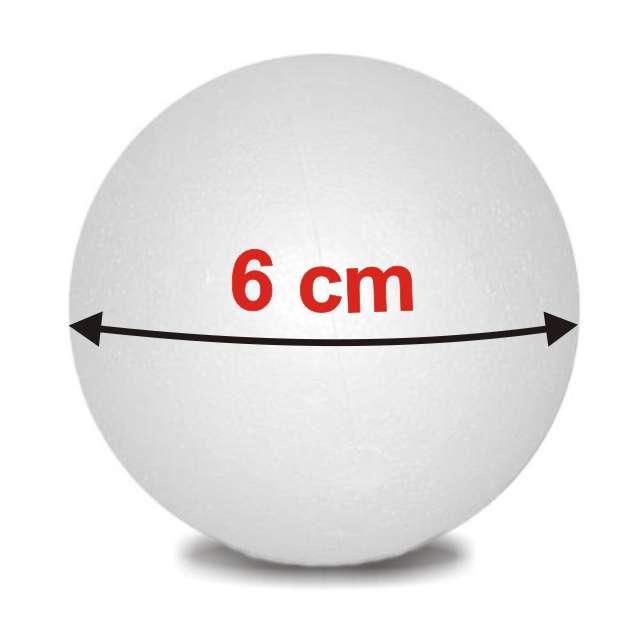 "Styropian ""Kula  60 mm (m)"", UNISAN, 10 szt"