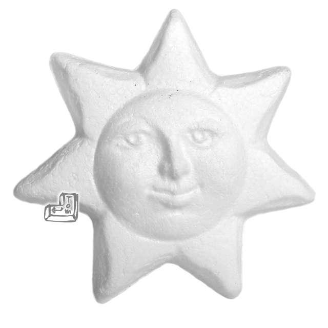 Styropian słoneczko 95 mm