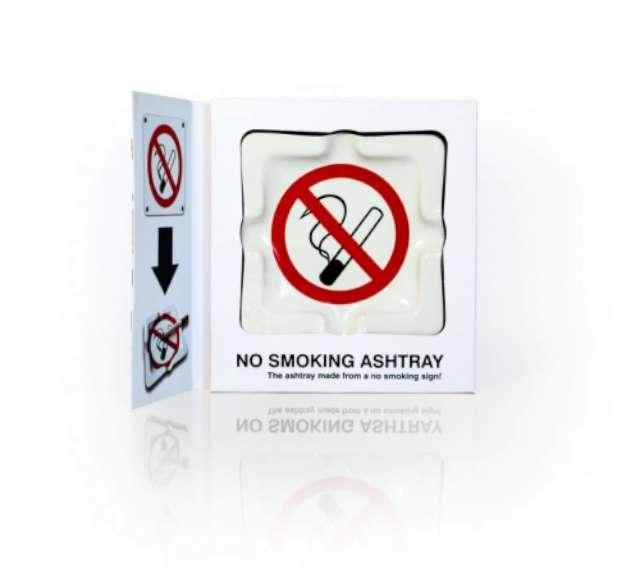 Zakaz Palenia Popielniczka