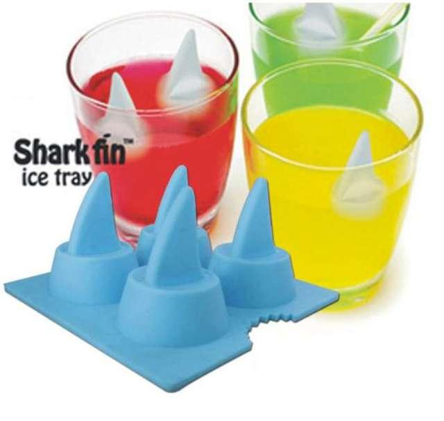 Foremka na lód Płetwa rekina