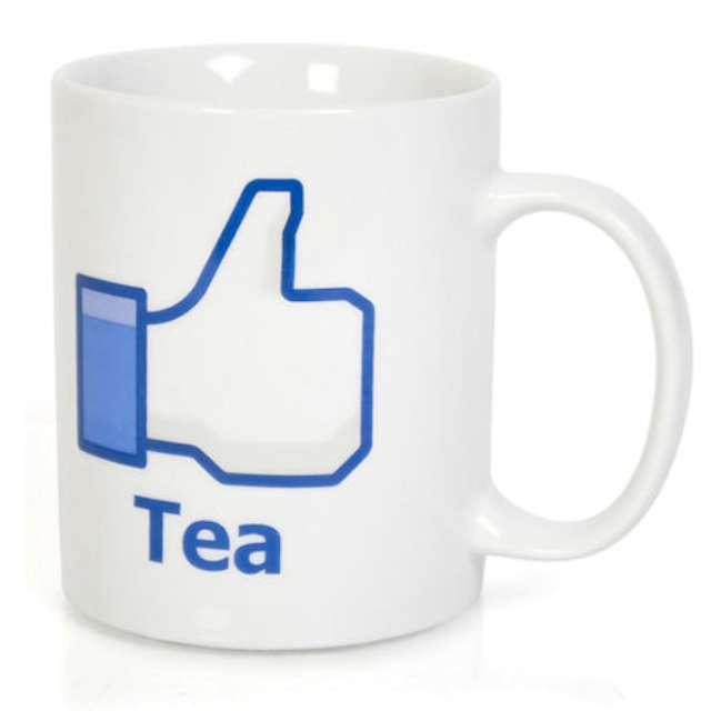 Kubek facebook - TEA