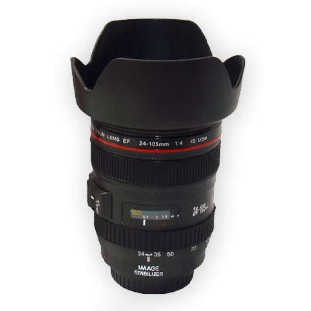 "Kubek ""Obiektyw light LENS CUP"", GM"
