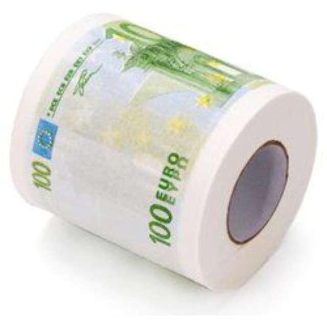 Papier toaletowy 100 Euro XL