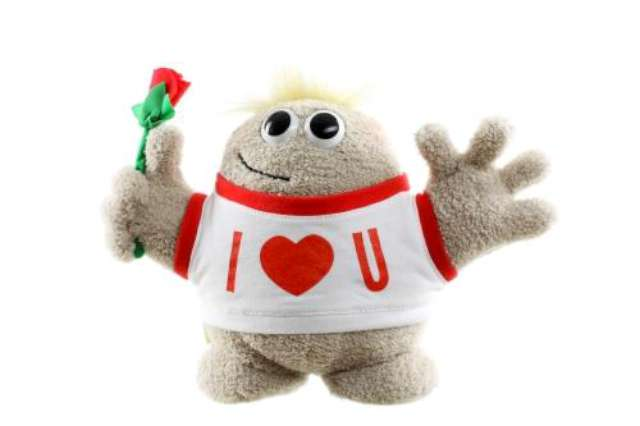 Hugmeez średni - I (serce) U