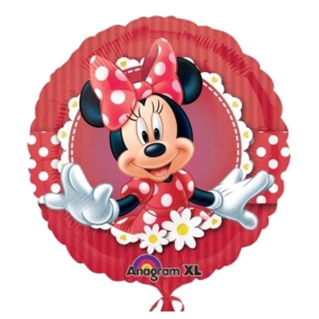 """Balon foliowy 18"""" CIR Minnie, 1 szt"""