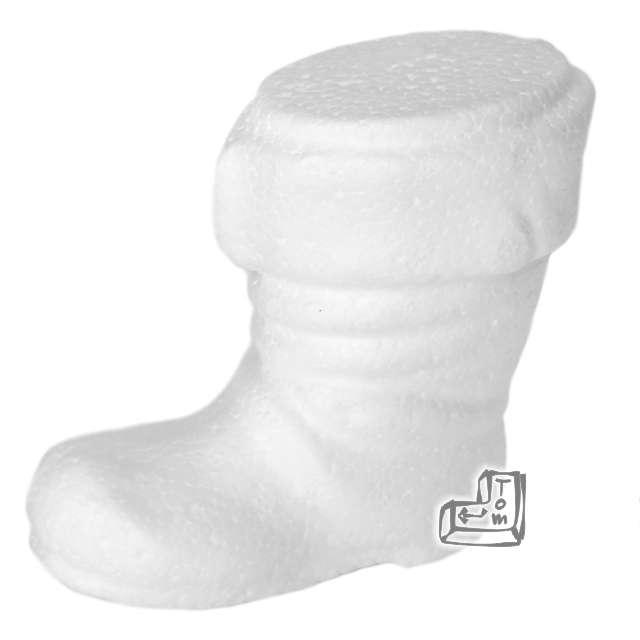 Styropian but mikołaja