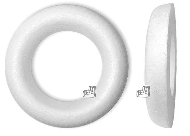 """Styropian """"Oponka 250/25 mm (m) połówka"""", UNISAN,  1 szt"""