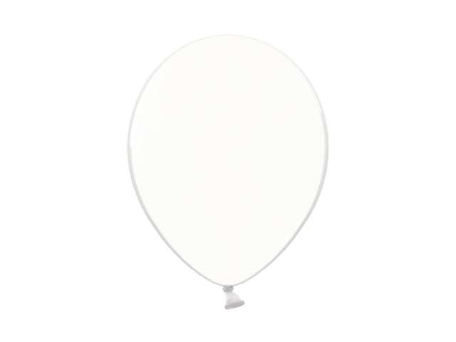 """Balony 10"""" Crystal BELBAL Clear 100 szt"""