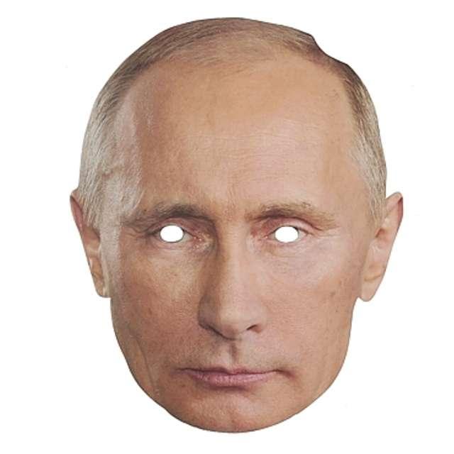 """Maska """"Vladimir Putin"""", papierowa"""