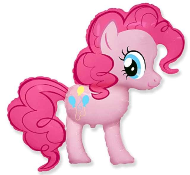 """Balon foliowy 24"""" Kucyk Pony"""