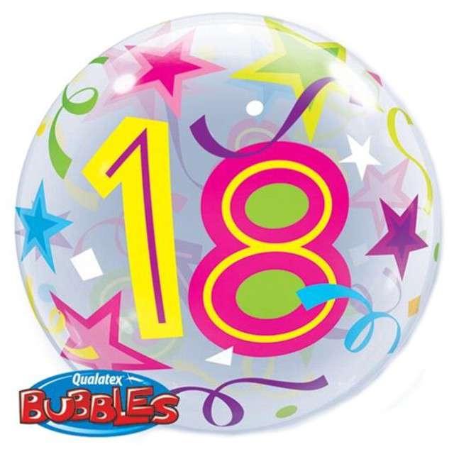 """Balon foliowy 22"""" 18 Urodziny"""