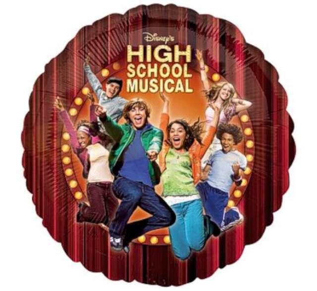 """Balon foliowy 18"""" High School Musical"""