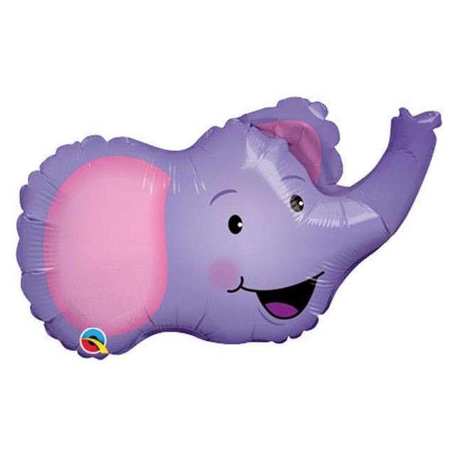 """Balon foliowy 14"""" Głowa słonika"""