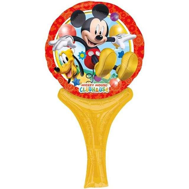 """Balon foliowy 14"""" z rączką Mickey"""