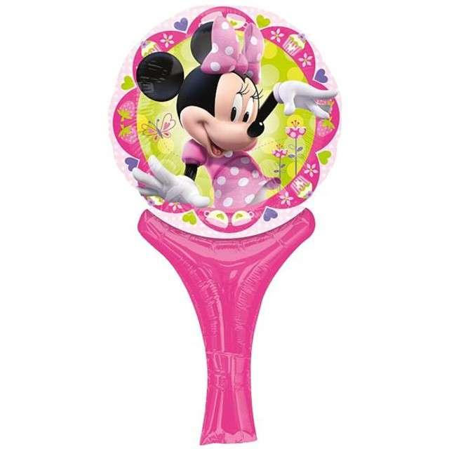 "Balon foliowy ""Minnie Mouse"", AMSCAN, 12"" HND"