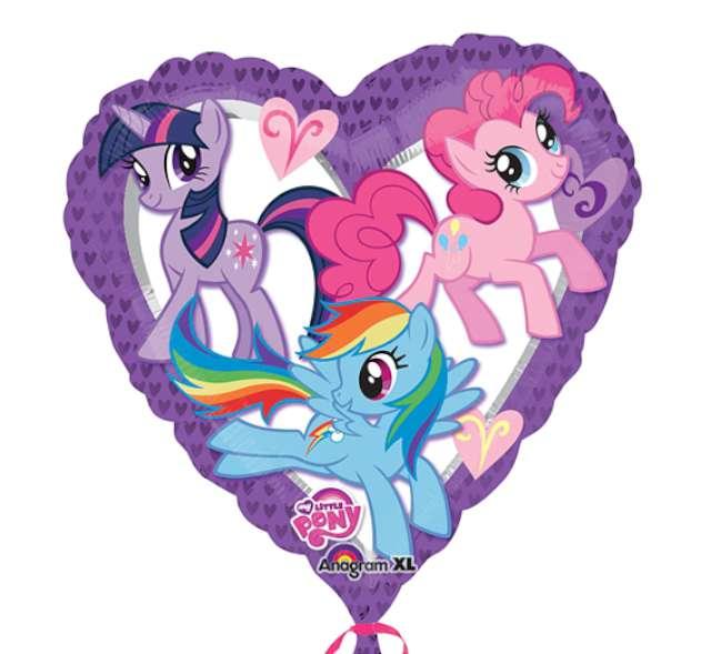 """Balon foliowy 18"""" Kucyki Pony"""