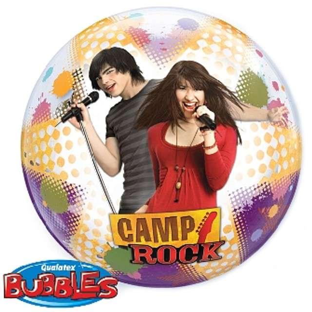 """Balon foliowy 22"""" - """"Gwiazdy Camp Rock"""""""