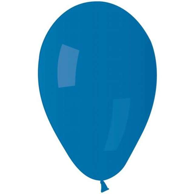 """Balony 8"""" Pastel GEMAR Niebieskie 100 szt"""