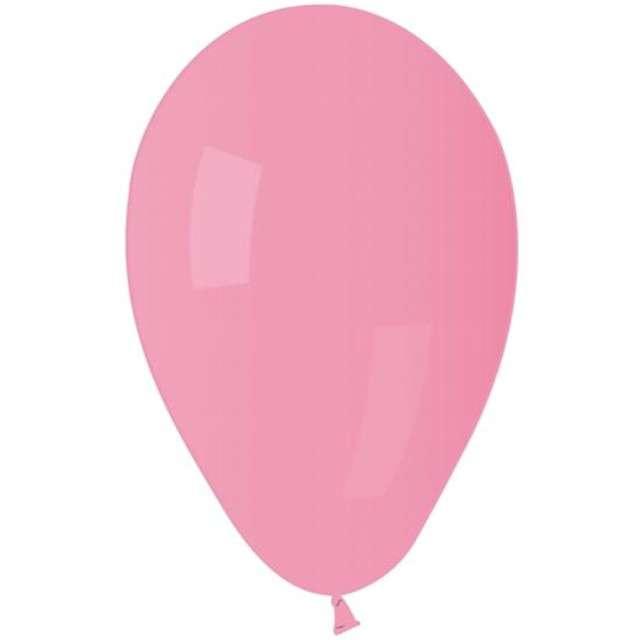"""Balony 8"""" Pastel GEMAR Różowe 100 szt"""