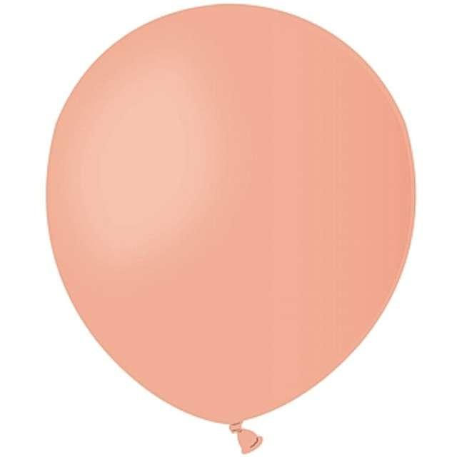 """Balony 5"""" Pastel GEMAR Salmon 100 szt"""