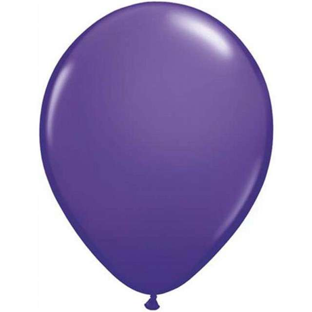 "Balony 5"" Pastel QUALATEX Purple Violet 100 szt"