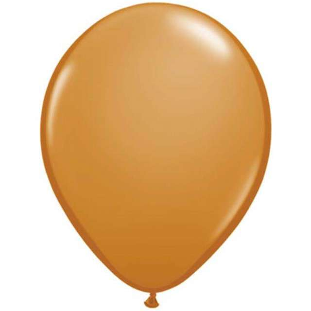 "Balony 5"" Pastel QUALATEX Mocha Brown 100 szt"