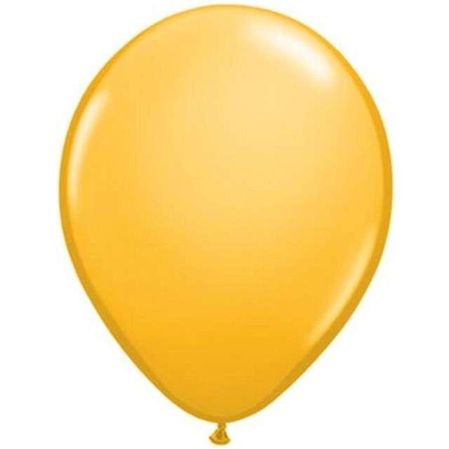 "Balony 5"" Pastel QUALATEX Goldenrod 100 szt"