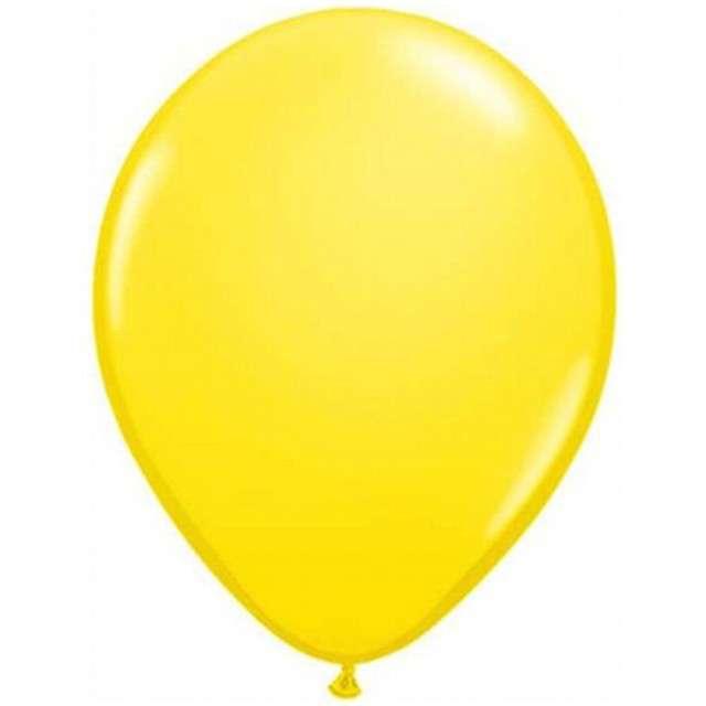 "Balony 5"" Pastel QUALATEX Yellow 100 szt"
