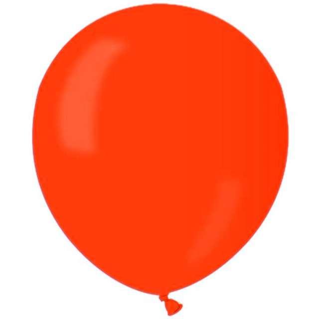 "Balony 5"" Metalik GEMAR Red 100 szt"