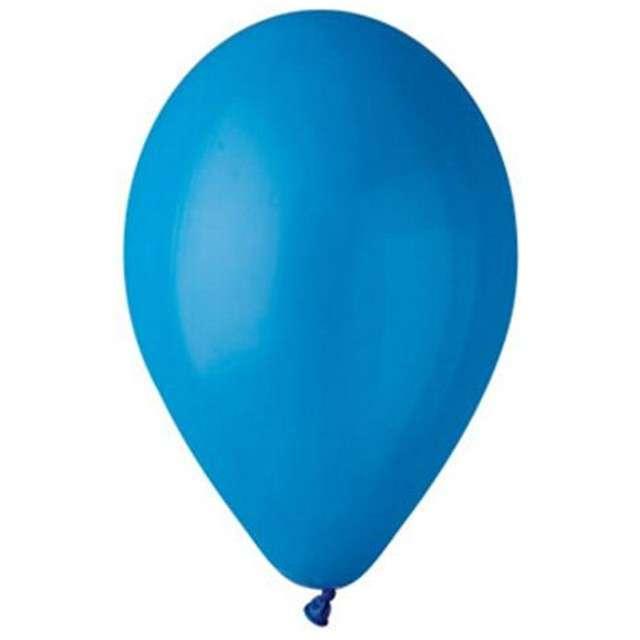 """Balony 10"""" Pastel GEMAR Blue 100 szt"""