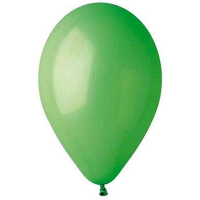 """Balony 10"""" Pastel GEMAR Green 100 szt"""