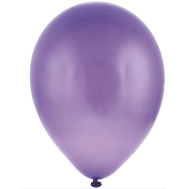 "Balony 12"" Metalik BRO purpurowe 100 szt"