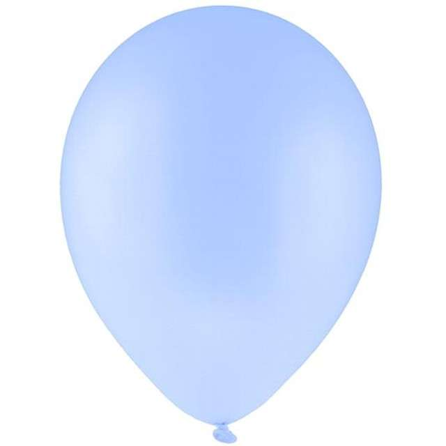 "Balony 12"" Pastel BRO Middle Blue 100 szt"