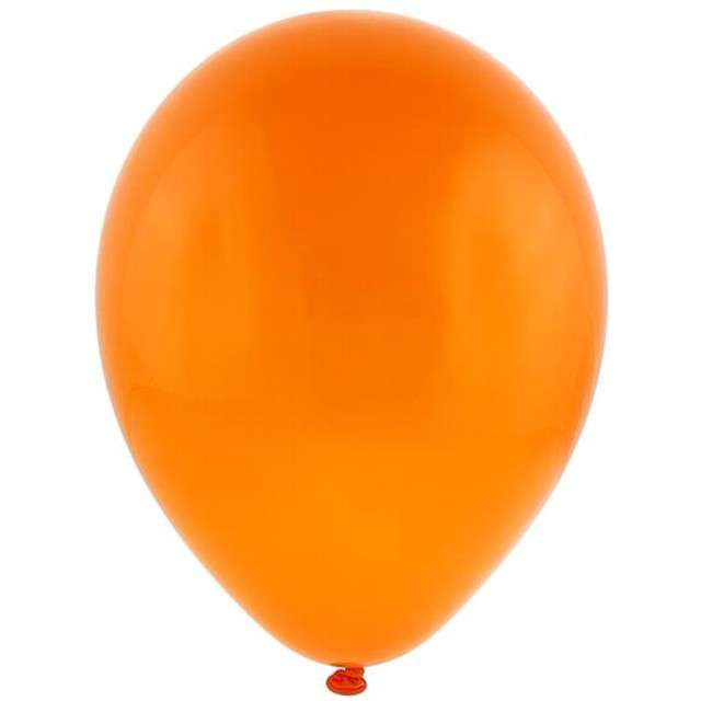 "Balony 12"" Pastel BRO Orange 100 szt"