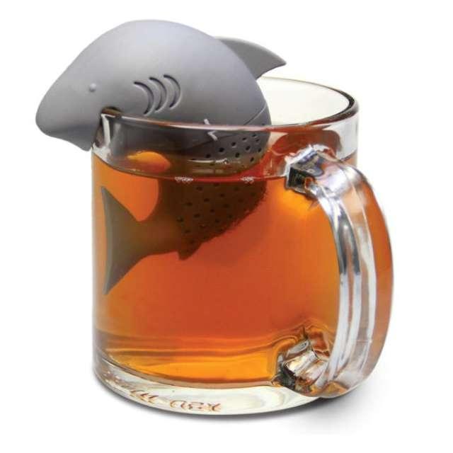 Zaparzacz do herbaty rekin, GadgetMaster