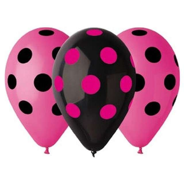 "Balony 12"", ""Grochy Hen Night"", 5 szt"