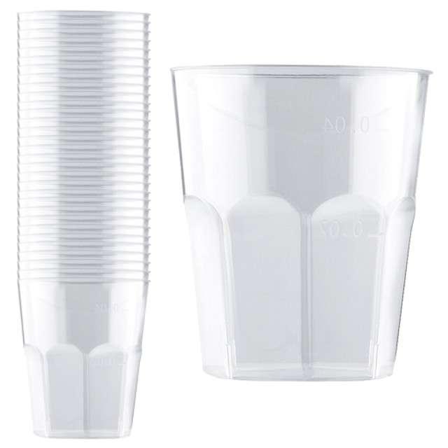 """Kieliszki jednorazowe """"Wódka deco"""", 40 ml, 50 szt"""
